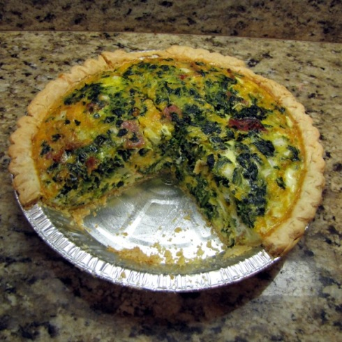 Possibly the best quiche ever kyoti makes for The best quiche ever